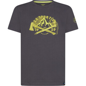 La Sportiva Hipster T-Shirt Men carbon
